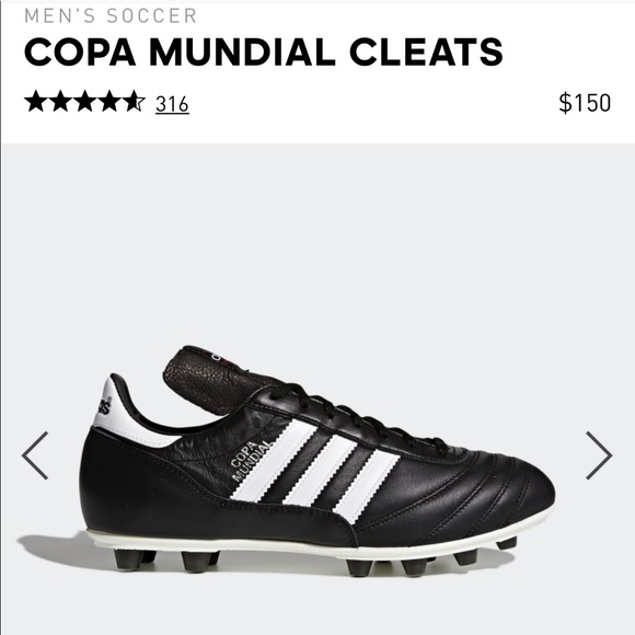30ba4ecef8e adidas Shoes - Adidas Copa Mundial Soccer Cleats